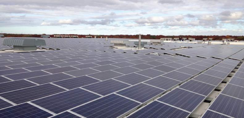 dynamic energy commercial institutional solar