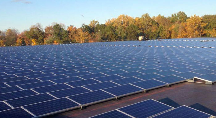 Solar Arrays Provide Income Savings For Food Service